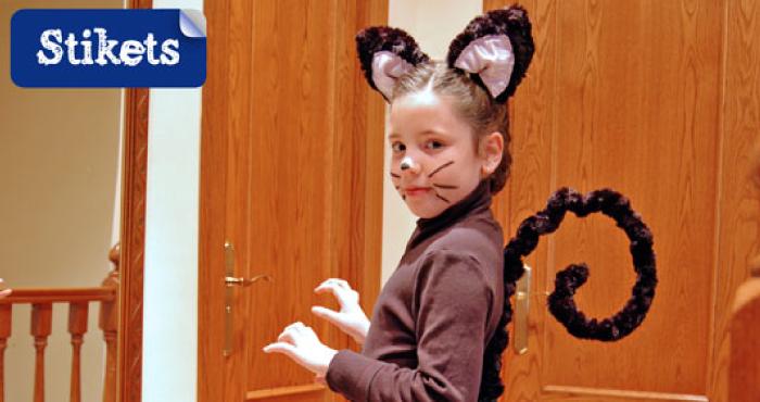 Costume da gatta o gatto