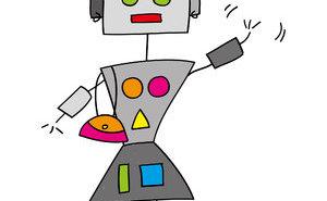 Robot femminile