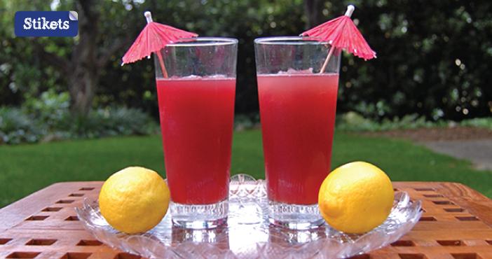 Limonata melograno