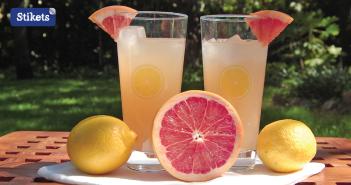 Limonata di pompelmo