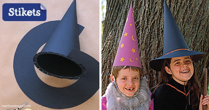 Cappello di cartoncino