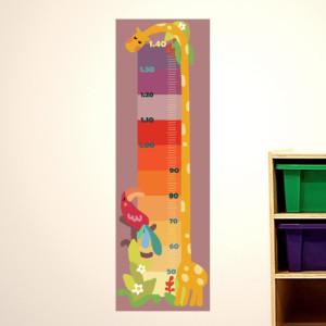 METRO-Giraffa-arcobaleno
