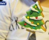 Biscotti di Natale. Gli Alberelli felici