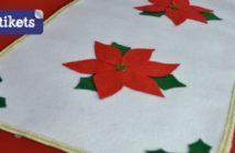 Centro Tavola di Natale