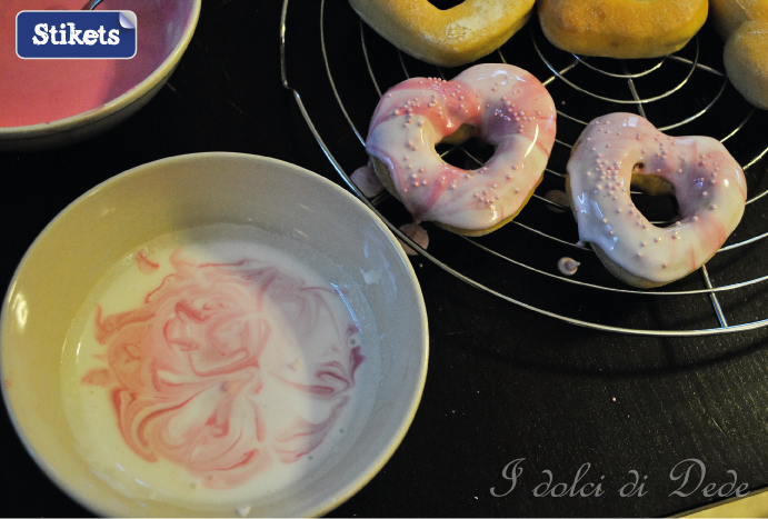 Donuts dell' amore