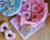 San Valentino. Prepara i Donuts dell'amore