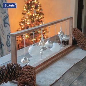 Decora la tua sala da pranzo in modo Christmas style