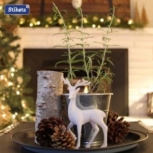 Centrotavola di Natale con figure 3D