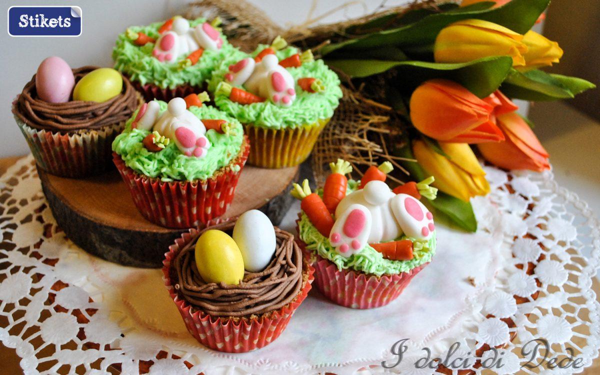 Cupcakes Pasqua