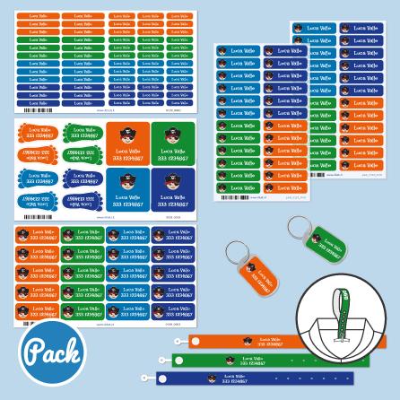 Pack Appendiabiti