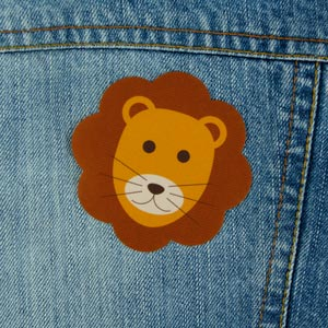 Patch termoadesiva Leone