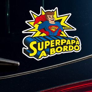 SuperPapà a bordo